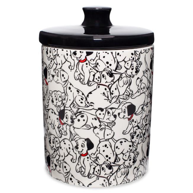 101 Dalmatians Ceramic Canister