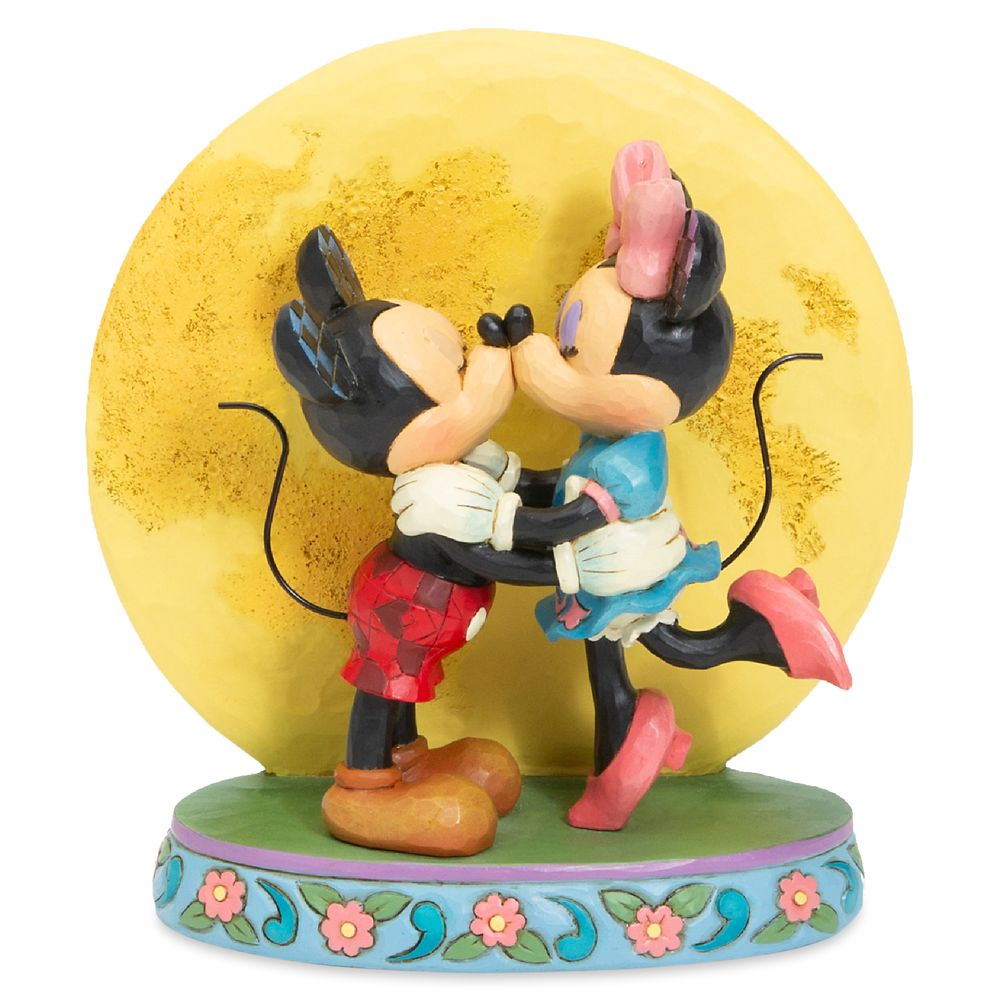 Mickey and Minnie Mouse ''Magic and Moonlight'' Figure by Jim Shore