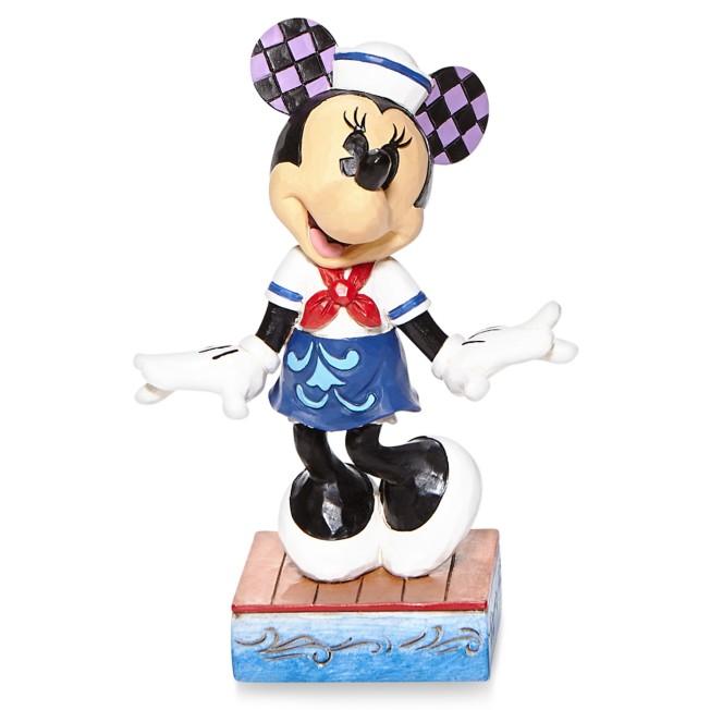 Minnie Mouse ''Sassy Sailor'' Figure by Jim Shore