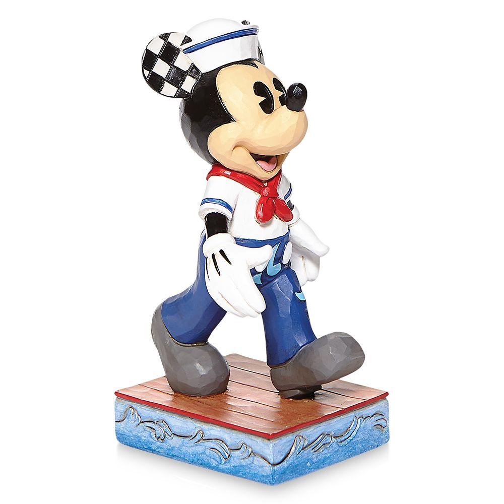Mickey Mouse ''Snazzy Sailor'' Figure by Jim Shore