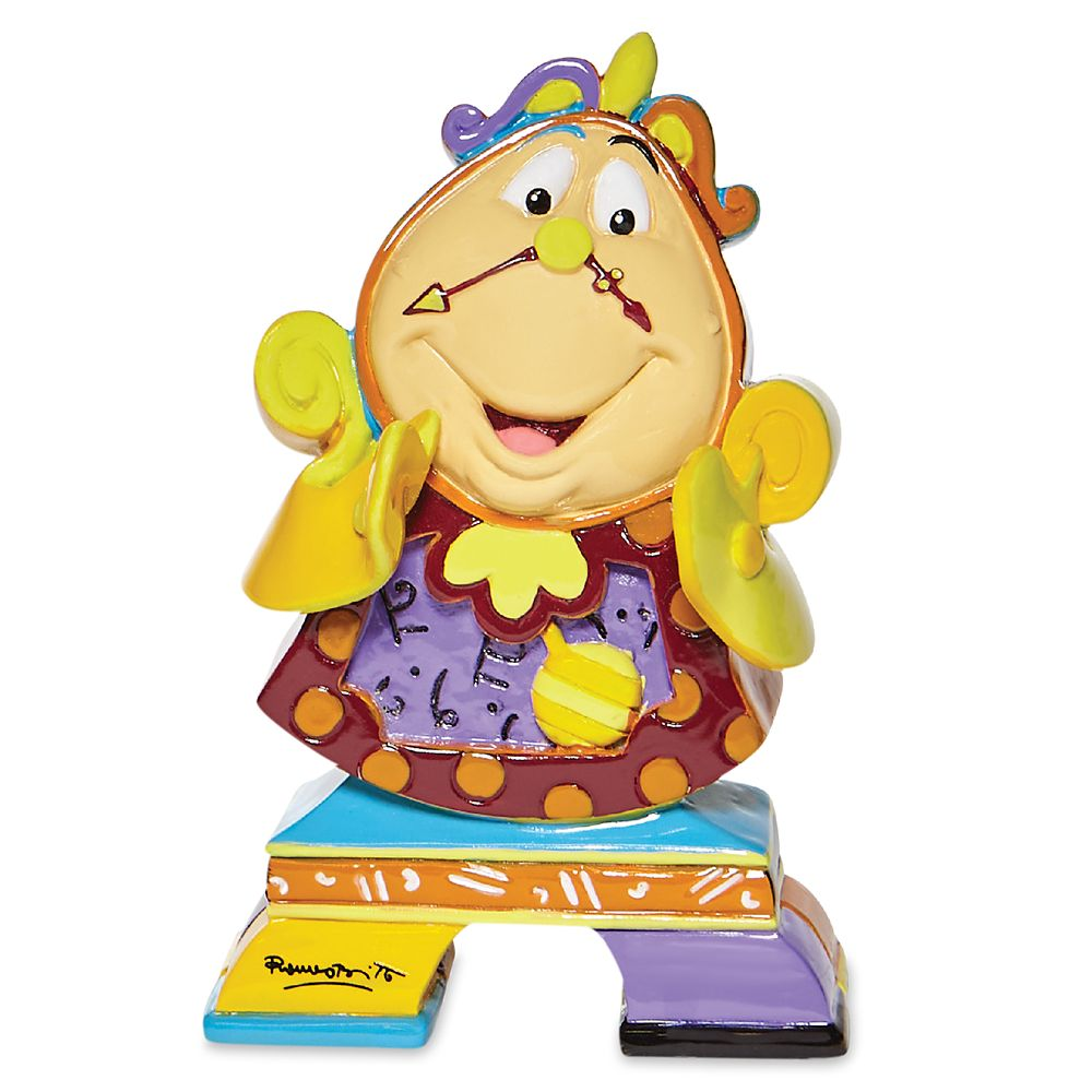 Cogsworth Mini Figure by Britto – Beauty and the Beast