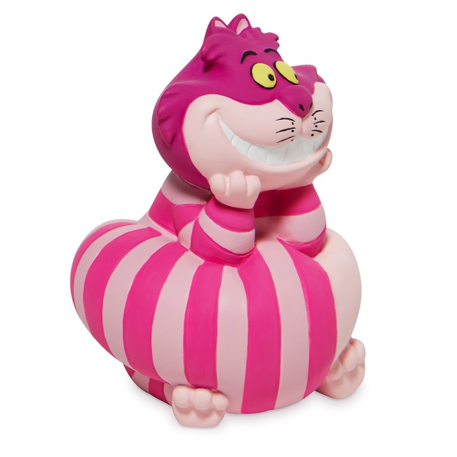 Cheshire Cat ''Leaning on Tail'' Mini Figure – Alice in Wonderland