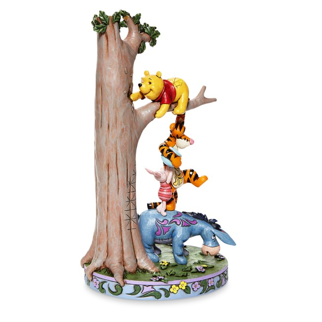 Winnie the Pooh and Pals ''Hundred Acre Caper'' Figurine by Jim Shore