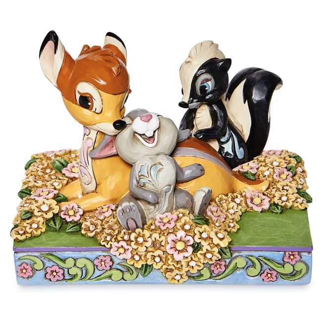 Bambi and Friends ''Childhood Friends'' Figurine by Jim Shore