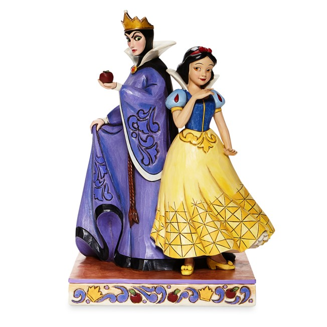 Snow White and Evil Queen ''Evil and Innocence'' Figure by Jim Shore