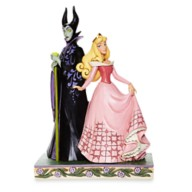 Aurora and Maleficent ''Sorcery and Serenity'' Figurine by Jim Shore – Sleeping Beauty