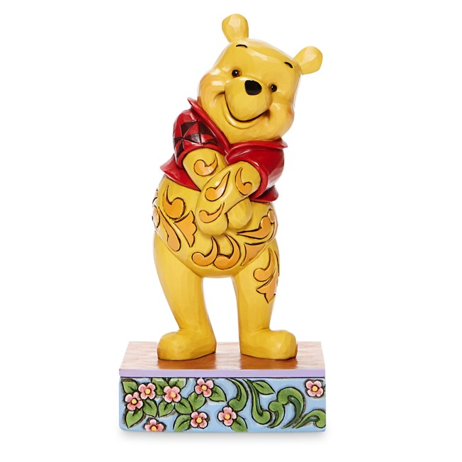 Winnie the Pooh ''Silly Ol' Bear'' Figure by Jim Shore