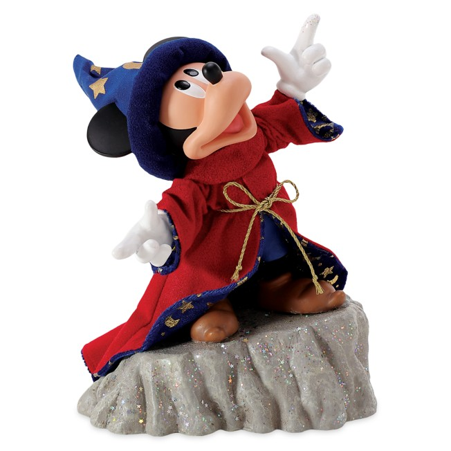 Sorcerer Mickey Mouse Figure by Department 56 – Fantasia