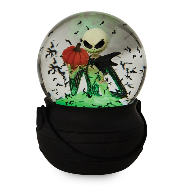 Jack Skellington Light Up Water Ball by Department 56 – The Nightmare Before Christmas