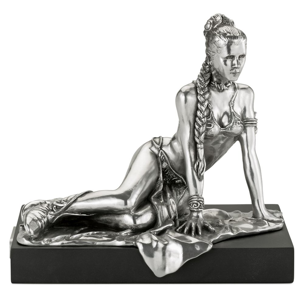 Princess Leia Pewter Figurine by Royal Selangor – Star Wars – Limited Edition