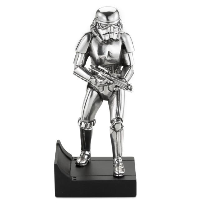 Stormtrooper Pewter Figurine by Royal Selangor – Star Wars