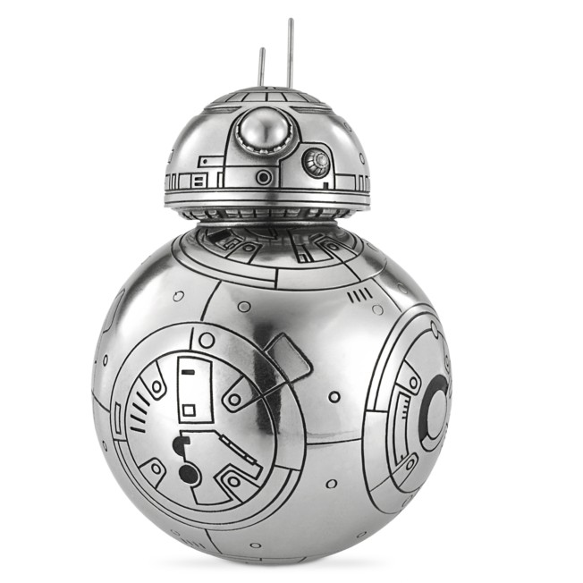 BB-8 Pewter Figurine Container by Royal Selangor – Star Wars