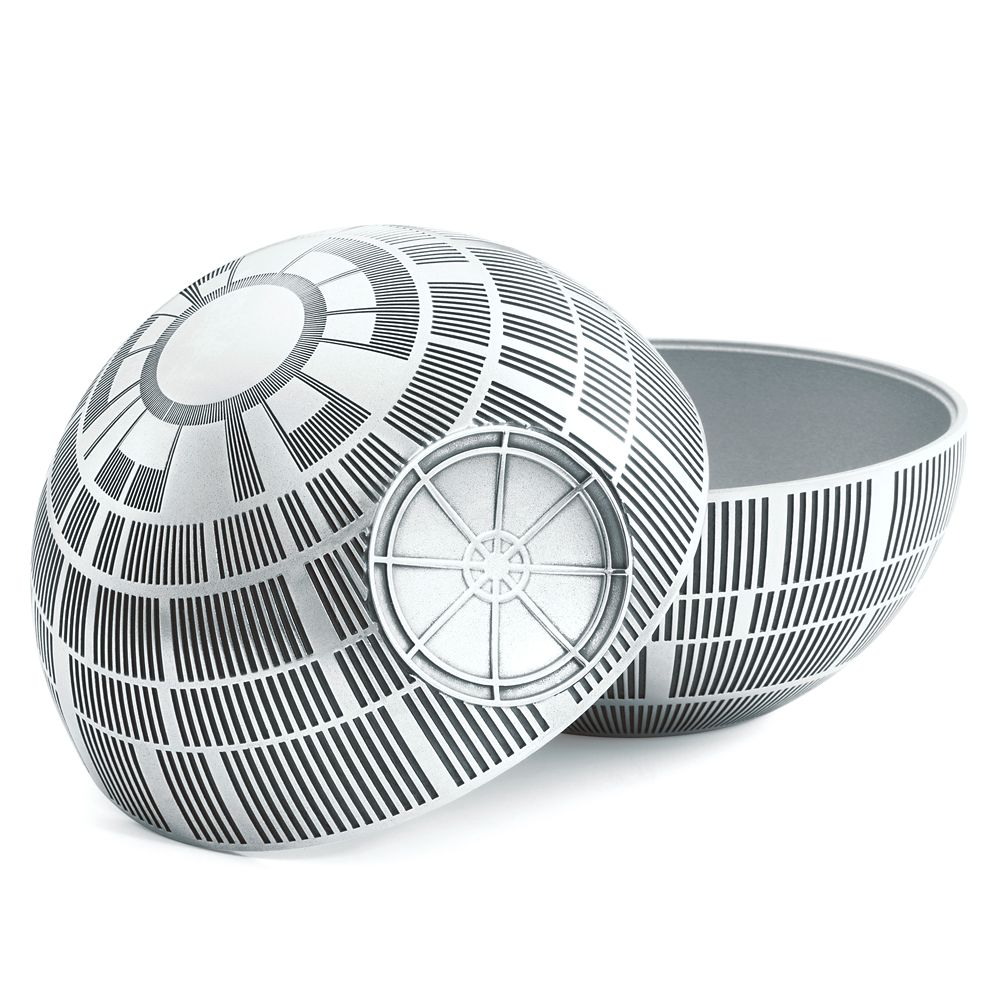 Death Star Pewter Container by Royal Selangor – Star Wars
