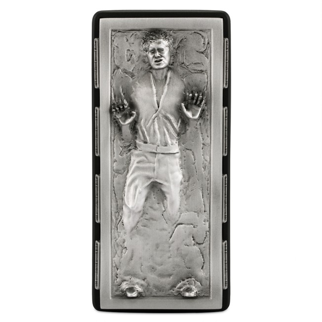 Han Solo in Carbonite Pewter Figurine Container by Royal Selangor – Star Wars
