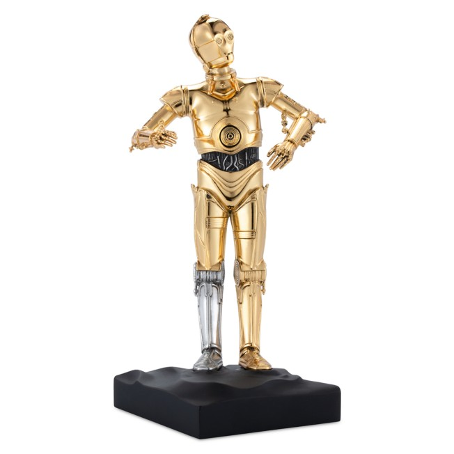 C-3PO Pewter Figurine by Royal Selangor – Star Wars – Limited Edition