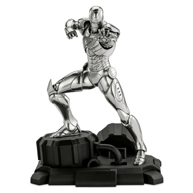 Iron Man Pewter Figurine by Royal Selangor – Limited Edition