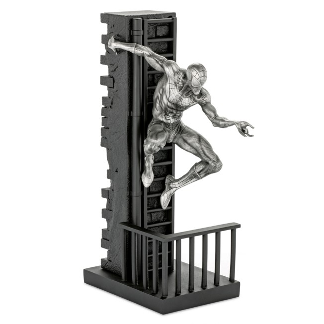 Spider-Man Pewter Figurine by Royal Selangor – Limited Edition