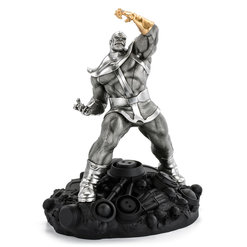 Thanos the Conqueror Pewter Figurine by Royal Selangor – Limited Edition