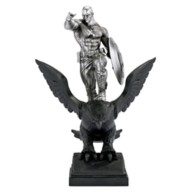 Disney Captain America Resolute Pewter Figurine – Limited Edition