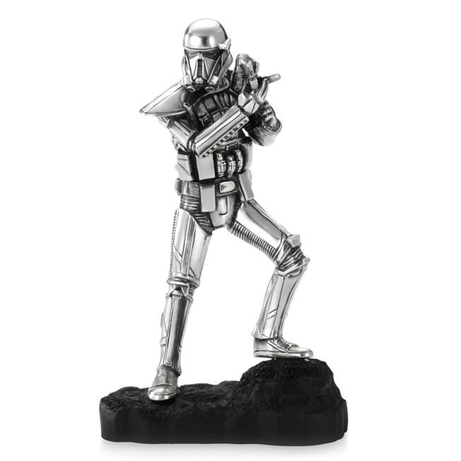 Death Trooper Pewter Figurine by Royal Selangor – Star Wars