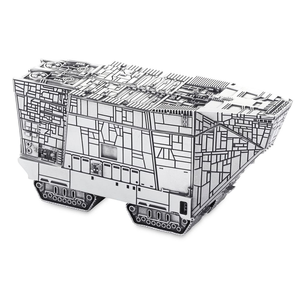 Sandcrawler Keepsake Box by Royal Selangor – Star Wars