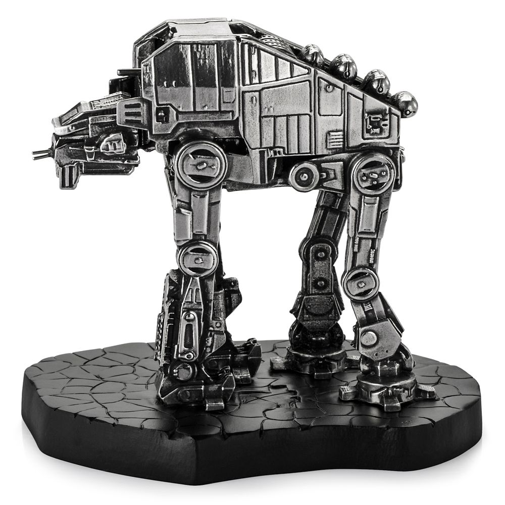 AT-M6 Pewter Vehicle by Royal Selangor – Star Wars