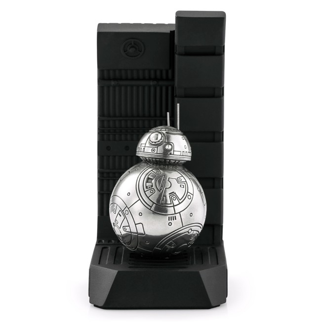 BB-8 Pewter Bookend by Royal Selangor – Star Wars
