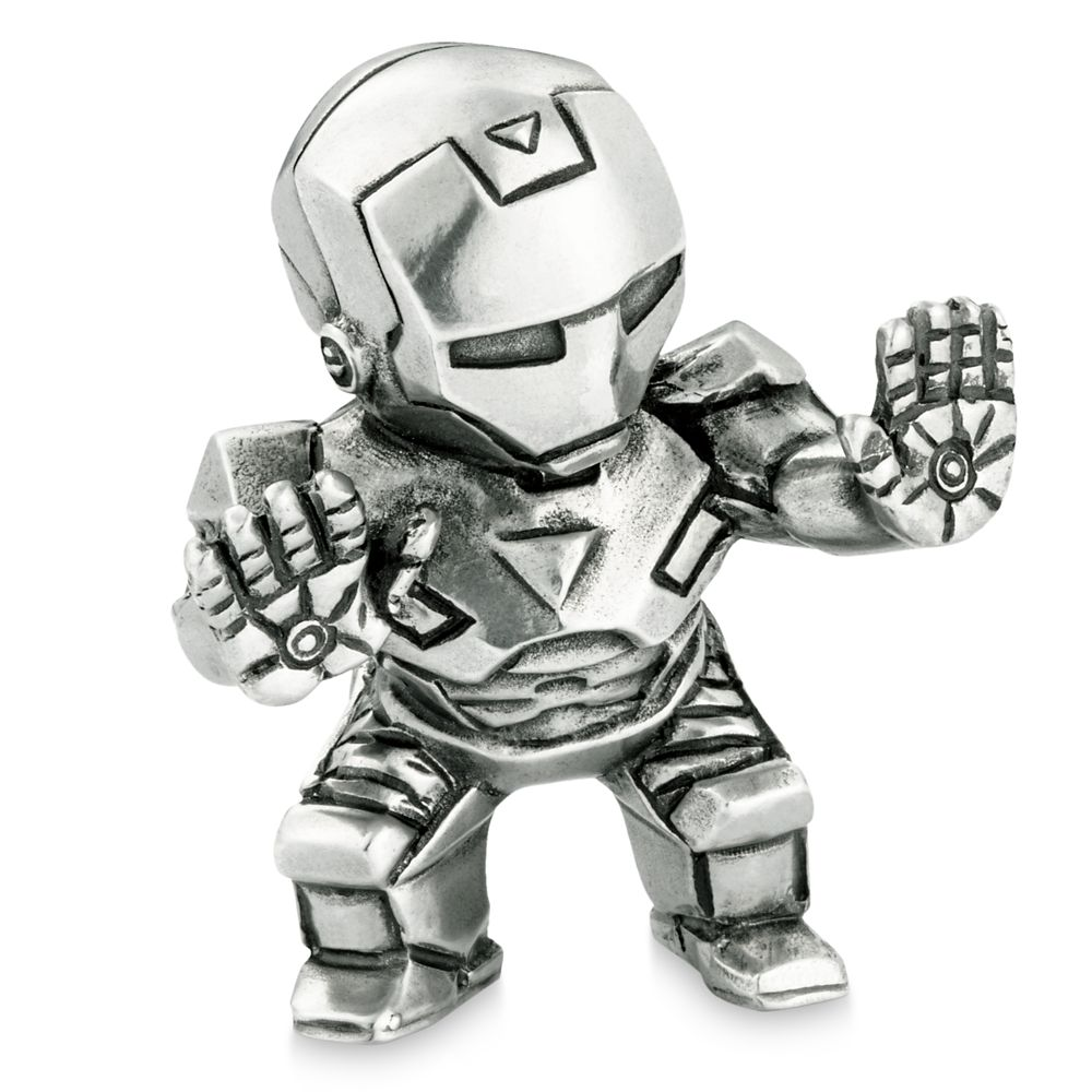 Iron Man Pewter Mini Figurine by Royal Selangor