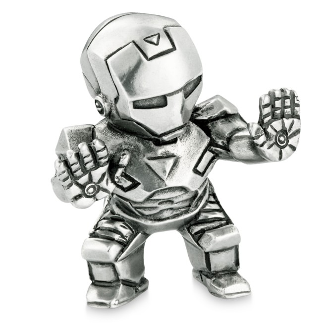 Iron Man Pewter Mini Figurine by Royal Selangor