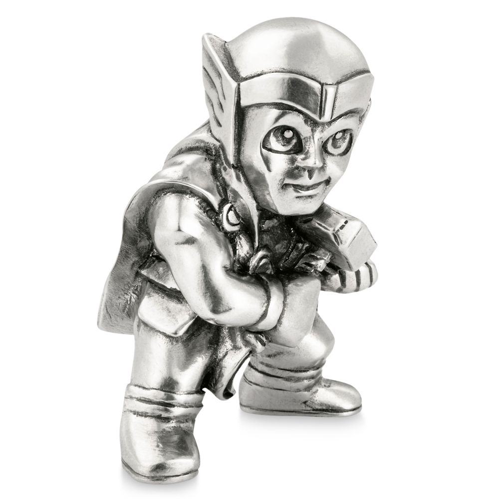 Thor Pewter Mini Figurine by Royal Selangor