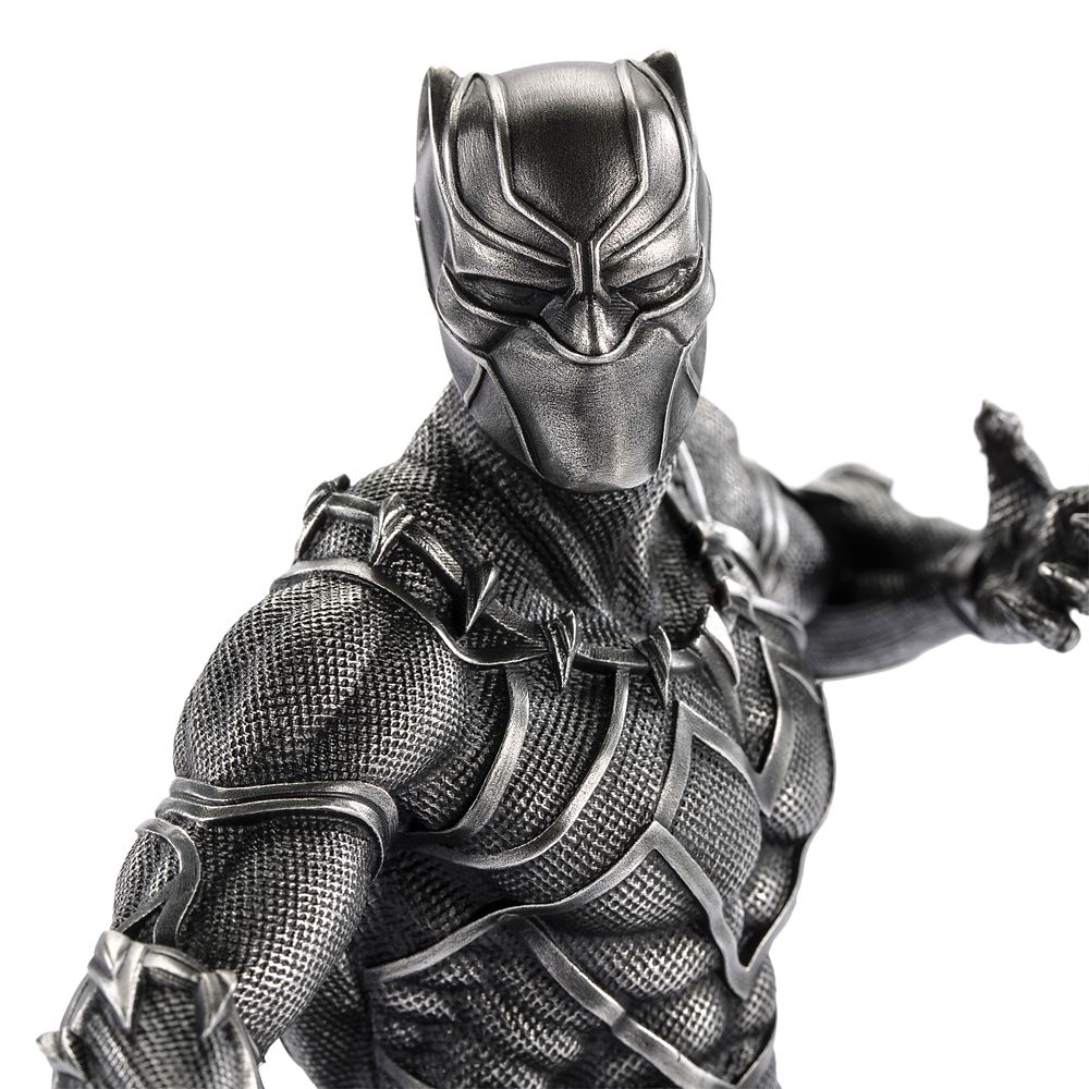 Black Panther Pewter Figurine by Royal Selangor – Limited Edition