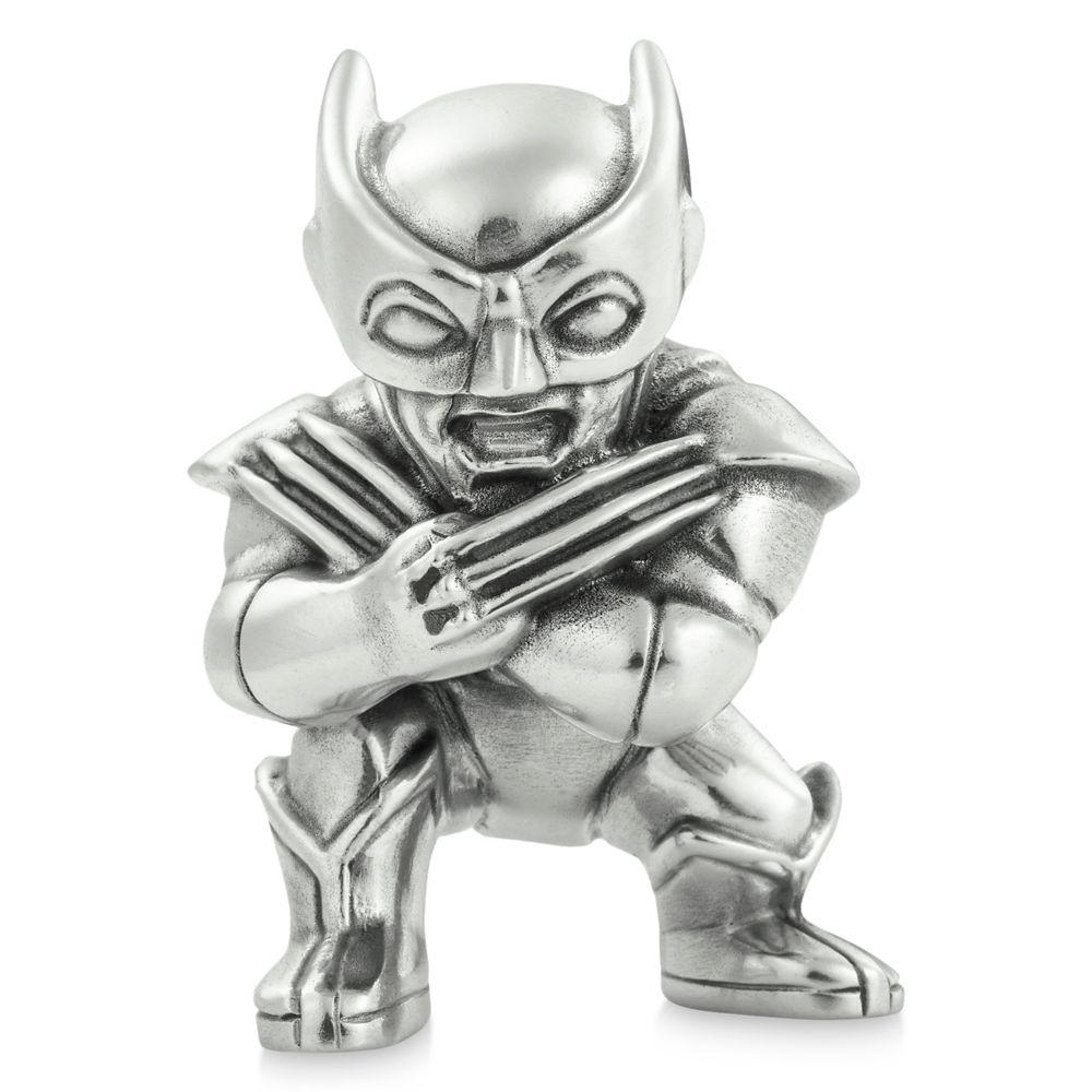 Wolverine Pewter Mini Figurine by Royal Selangor