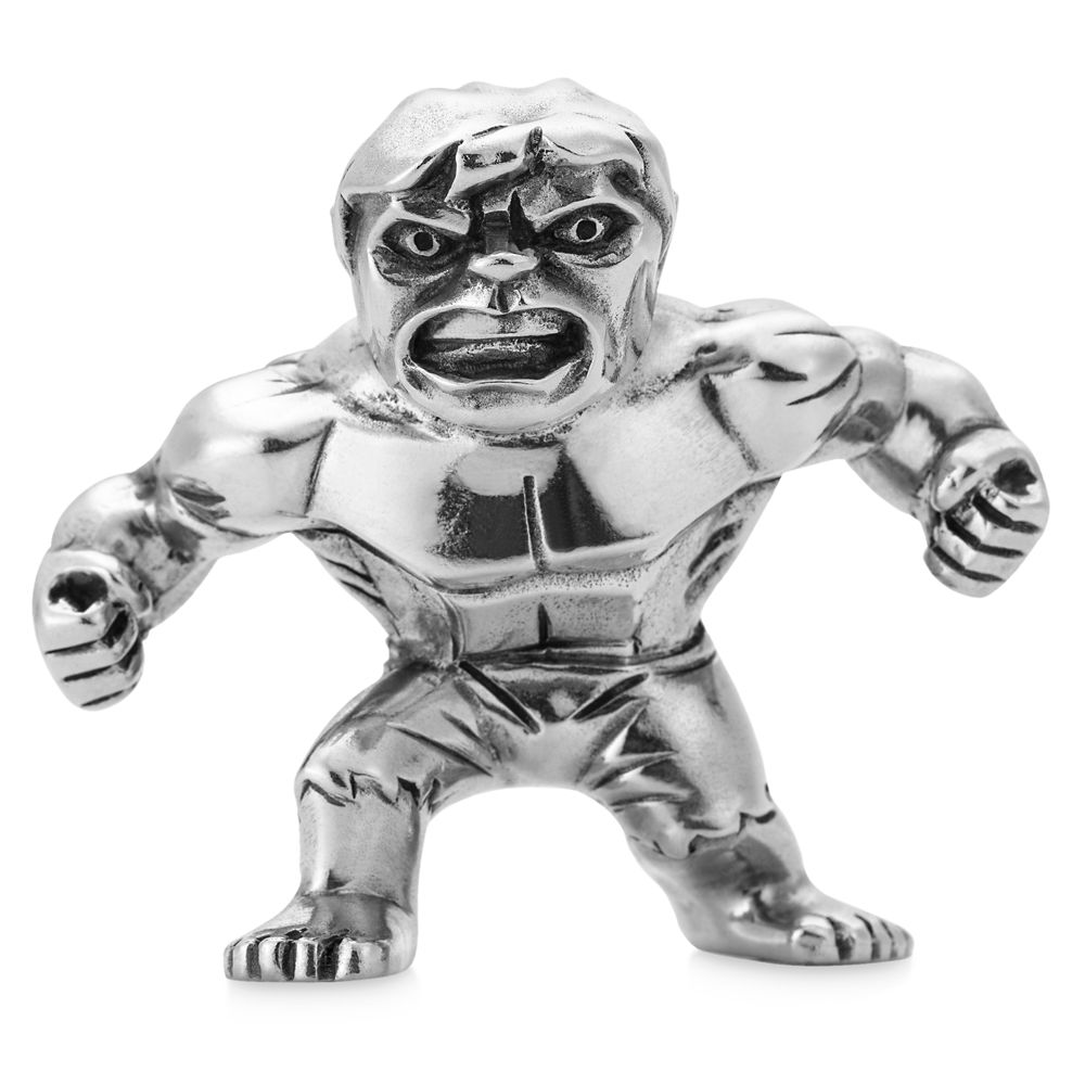 Hulk Pewter Mini Figurine by Royal Selangor