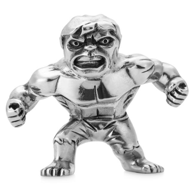 Hulk Pewter Mini Figurine by Royal Selangor