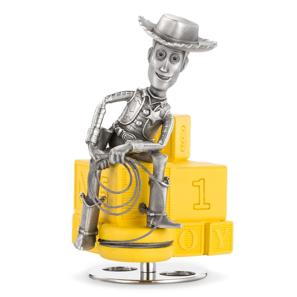 Woody Musical Carousel by Royal Selangor – Toy Story