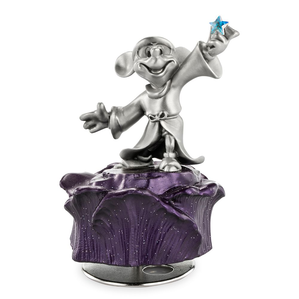 Sorcerer Mickey Mouse Musical Carousel by Royal Selangor – Fantasia – Limited Edition