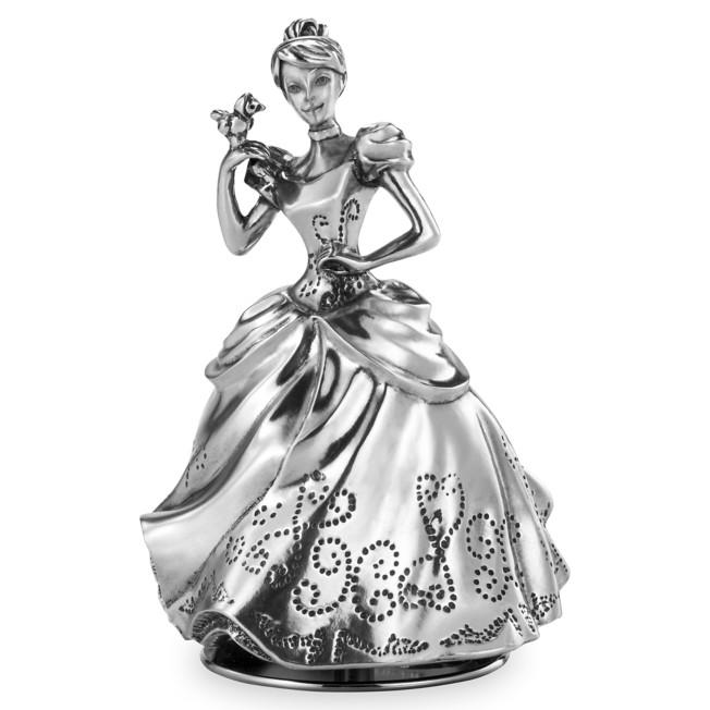 Cinderella Musical Carousel by Royal Selangor