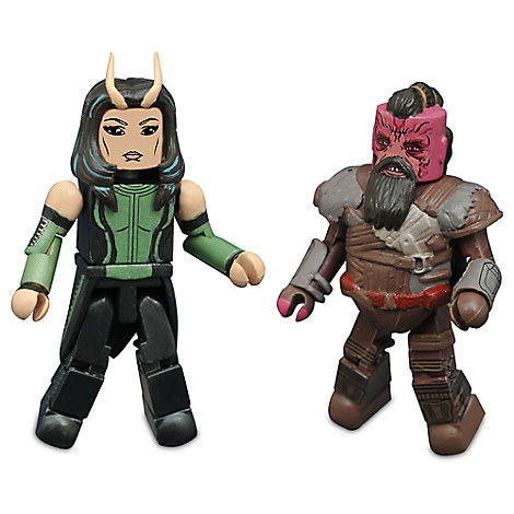Guardians of the Galaxy Vol. 2 Minimates Set - Taserface and Mantis