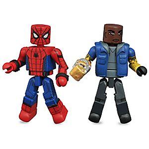 Spider-Man: Homecoming Minimates Set - Spider-Man and Shocker 699788823163P