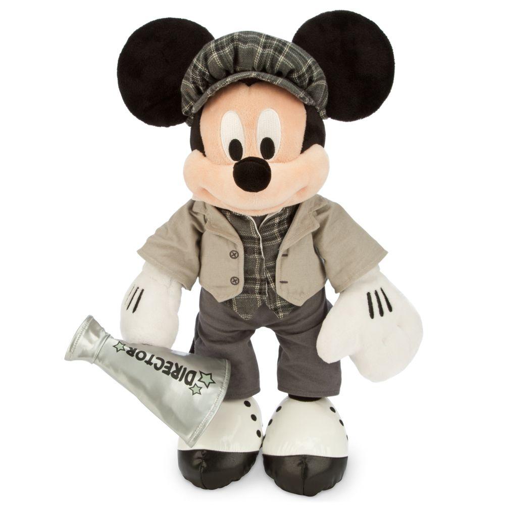 Mickey Mouse Movie Director Plush – Walt Disney Studios – 16''