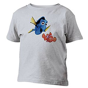 Finding Nemo Tee for Kids - Customizable