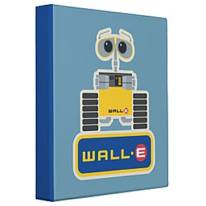 WALL-E Binder - Customizable