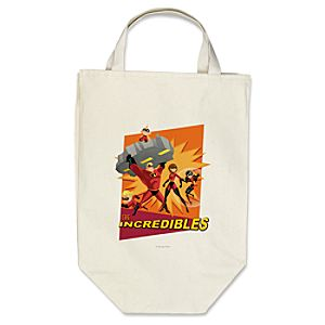 The Incredibles Tote Bag - Customizable