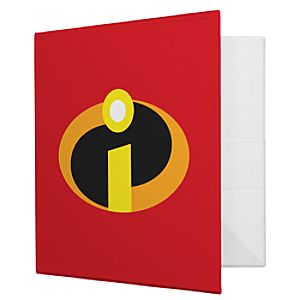 The Incredibles Binder – Customizable