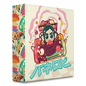 Wreck-It Ralph Binder - Customizable
