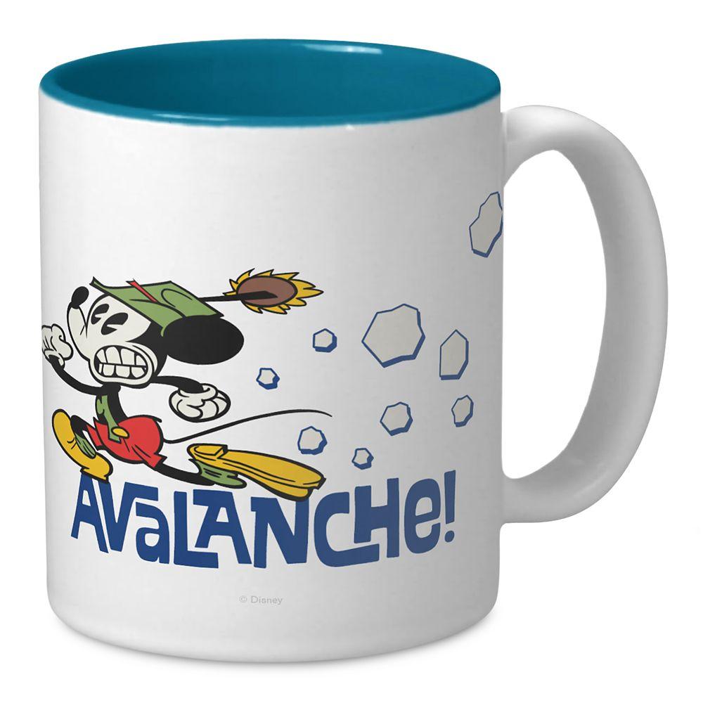 Mickey Mouse Yodelberg Mug – Customizable