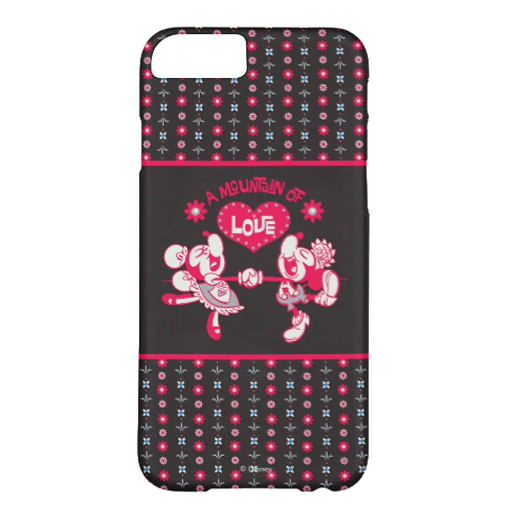 shopdisney.com - Mickey Mouse Yodelberg iPhone 6 Case  Customizable Official shopDisney 39.95 USD