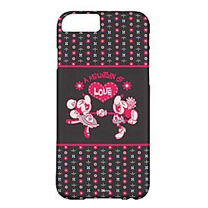 Disneystore Mickey Mouse Yodelberg I Phone 6 Case  -  Customizable