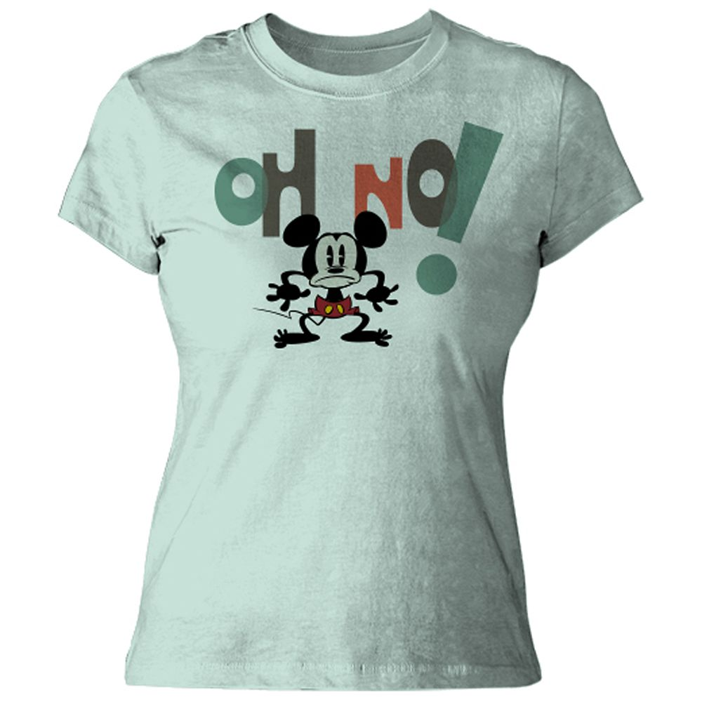 Mickey Mouse No Service Tee for Women  Customizable Official shopDisney