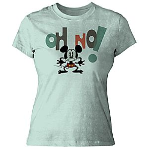 Mickey Mouse No Service Tee for Women – Customizable